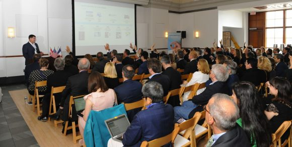 Boston Paris Biotechnology Summit - June 2018