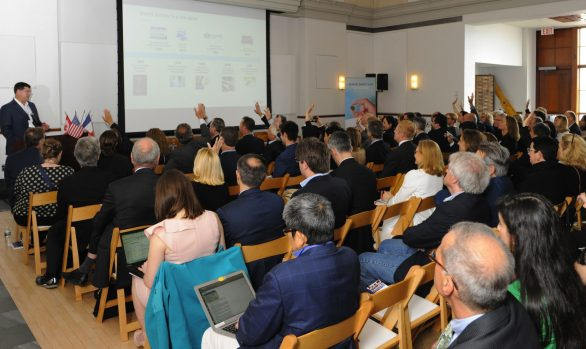 Boston Paris Biotechnology Summit - June 2018
